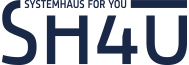 SH4U – Systemhaus for you Logo